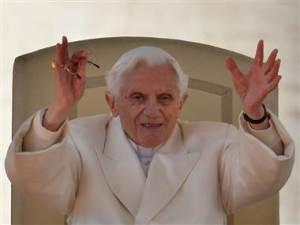 pope cheer