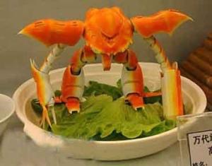 transformer fish