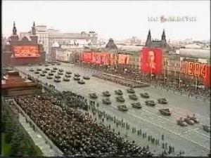 soviet parad
