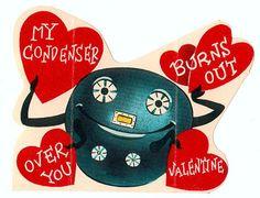 condenser valentine