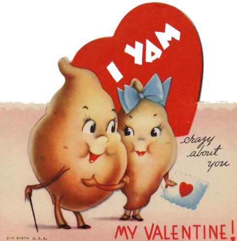 Vegan Valentine